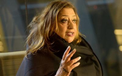 Zaha Hadid, DBE