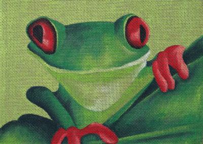 Amazonia Frog