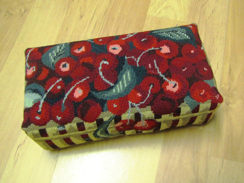Brick Cherry Basket