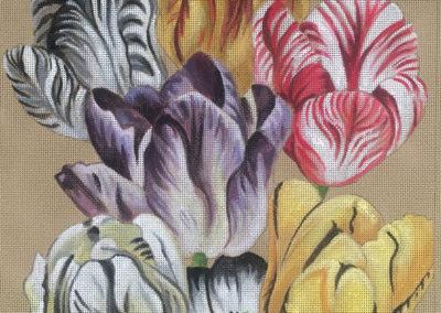 Tulips Vermeer