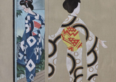 Kimono Ladies
