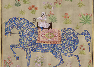 Lapis Stallion