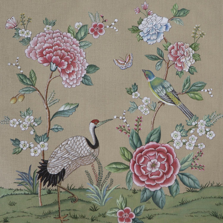 Crane Garden